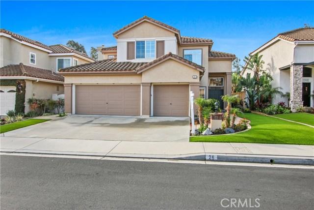 26 Via Anadeja, Rancho Santa Margarita, CA 92688