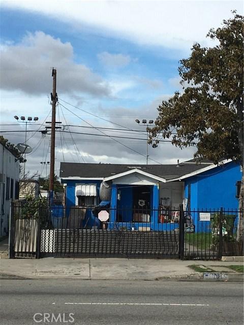 1615 W Gage Avenue, Los Angeles, CA 90047