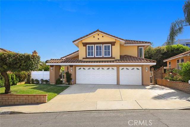2225 Monteclaro Drive, Chino Hills, CA 91709