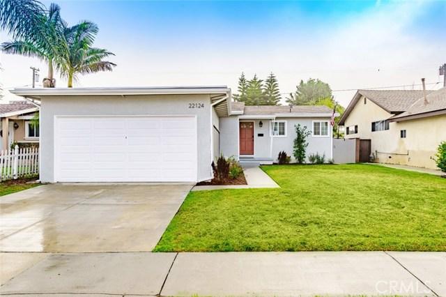 22124 Garston Avenue, Carson, CA 90745