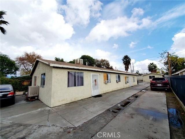 8029 Sunnyside Avenue, San Bernardino, CA 92410
