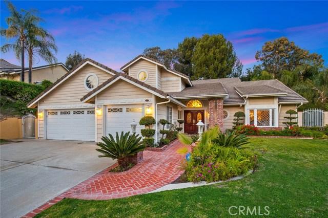 726 Silver Valley, Walnut, CA 91789