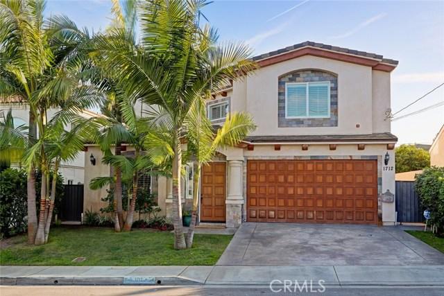 1712 2nd Street, Manhattan Beach, California 90266, 5 Bedrooms Bedrooms, ,3 BathroomsBathrooms,For Sale,2nd,SB18029982