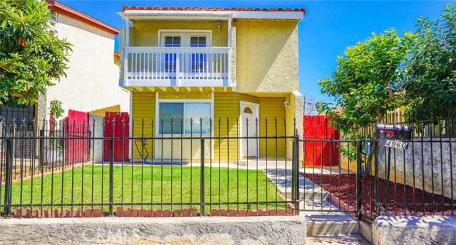 4960 Monte Vista Street, Los Angeles, CA 90042