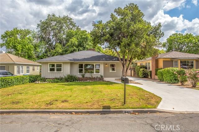 941 W Edgemont Drive, San Bernardino, CA 92405