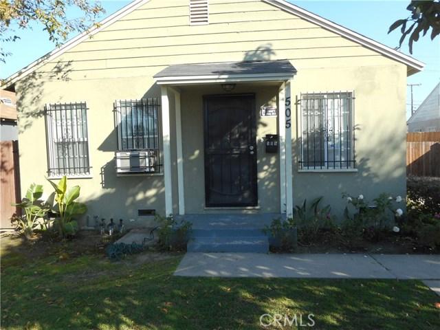 505 W Palm Street, Compton, CA 90220