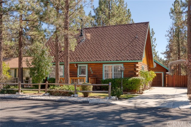 500 Mountain View Boulevard, Big Bear, CA 92314