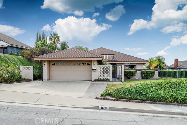 1603 Avenida Entrada, San Dimas, CA 91773