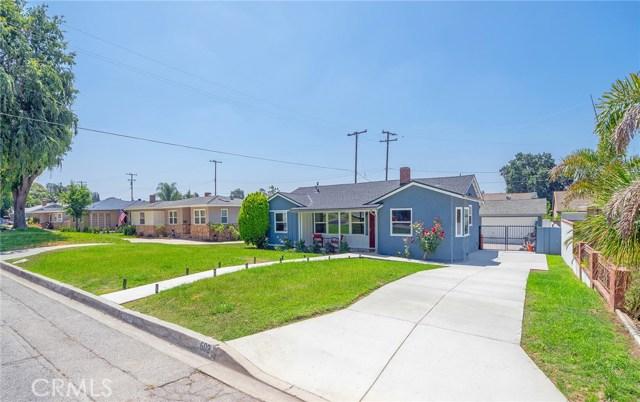 602 W Bennett Avenue, Glendora, CA 91741