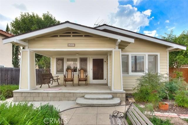 605 N Pomona Avenue, Fullerton, CA 92832
