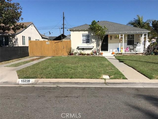 15228 S Wilkie Avenue, Gardena, CA 90249