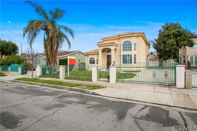 601 Sunset Avenue, San Gabriel, CA 91776