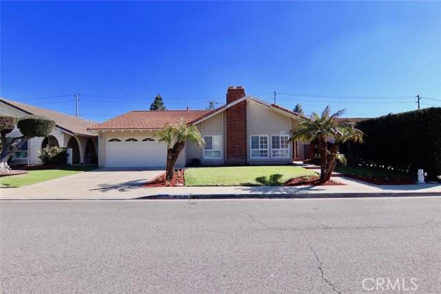 18196 Santa Adela Cir., Fountain Valley, CA 92708