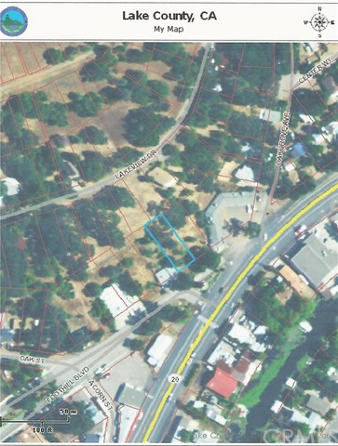 12608 Foot Hill Boulevard, Clearlake Oaks, CA 95423