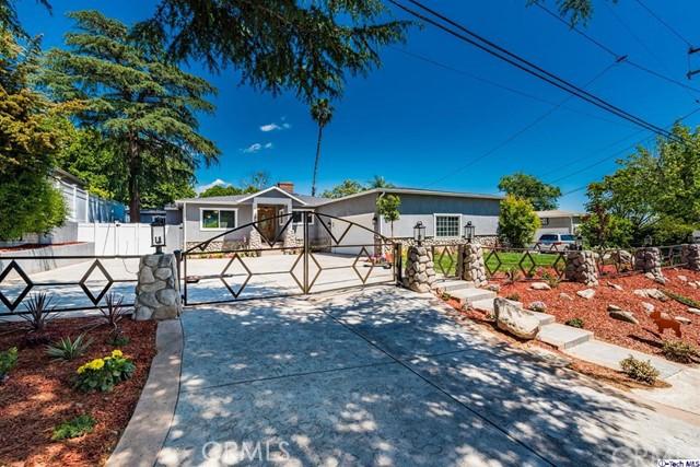 4718 Rosemont Avenue, La Crescenta, CA 91214