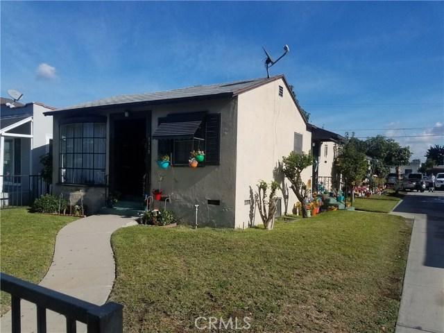 8118 Chestnut Avenue, South Gate, CA 90280