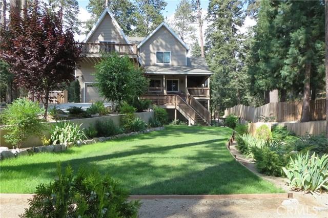 5865 Mountain Home Creek Road, Angelus Oaks, CA 92305