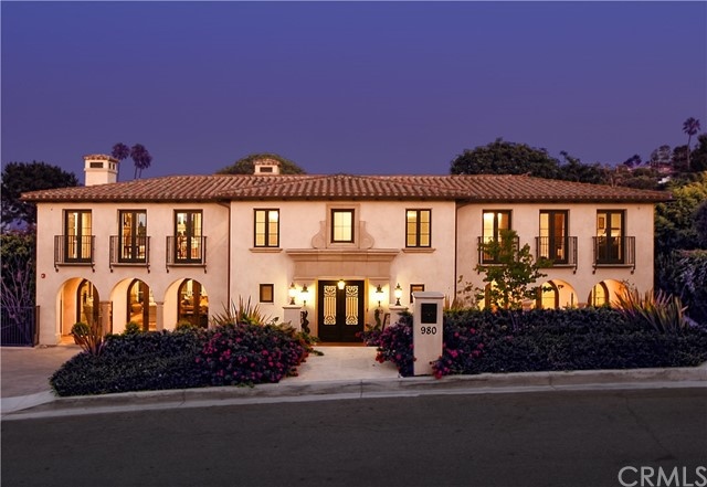 980 Via Rincon, Palos Verdes Estates, CA 90274
