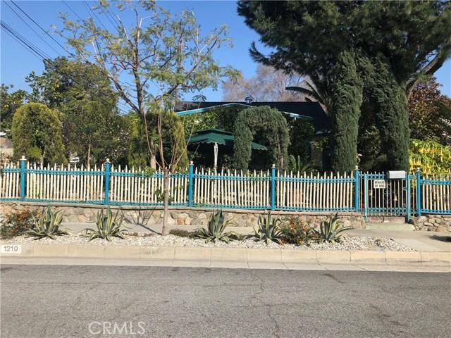 1210 Glen Avenue, Pasadena, CA 91103