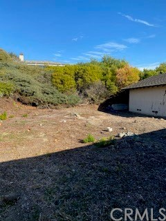 Huge lot, room for pool or entrainment yard/ koi pond? deck on hillside with ocean costal views? potential