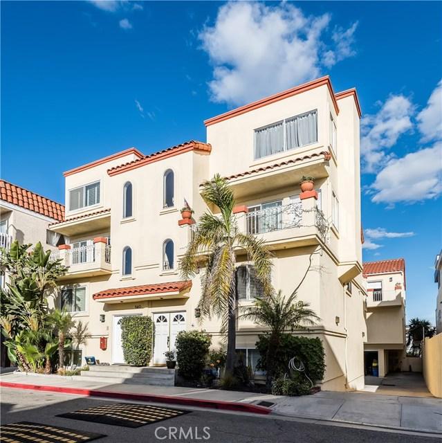 840 Loma Drive 4, Hermosa Beach, California 90254, 3 Bedrooms Bedrooms, ,2 BathroomsBathrooms,For Sale,Loma,SB18033597