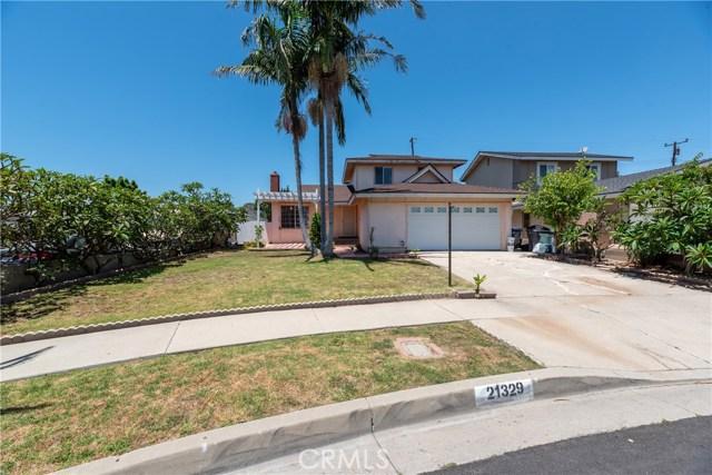21329 Ronan Avenue, Carson, CA 90745