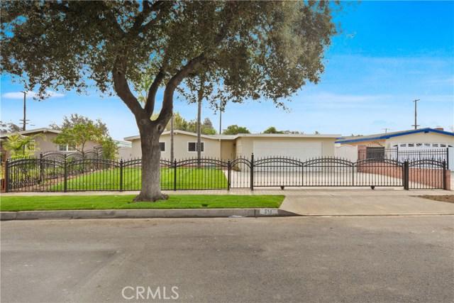 514 Griffith Place, Santa Ana, CA 92707