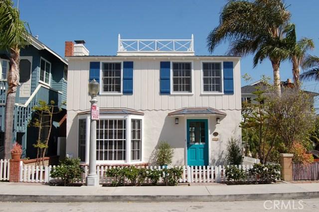 120 Turquoise Avenue, Newport Beach, CA 92662