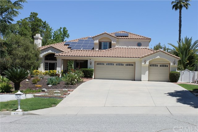Photo of 436 Lantern Crest Drive, Redlands, CA 92373