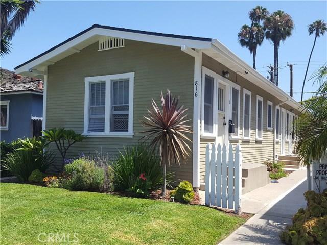 816  Main Street 92648 - One of Huntington Beach Homes for Sale