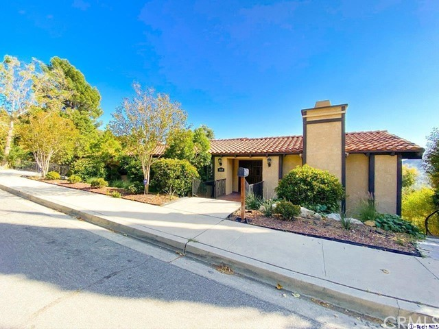 3449 Stancrest Drive, Glendale, CA 91208