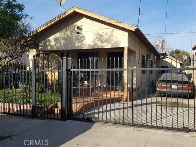 3527 E 3rd Street, Los Angeles, CA 90063