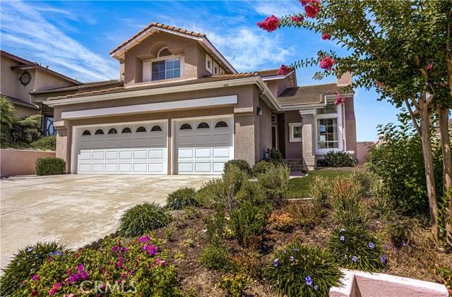 941 S Wildrose Lane, Anaheim Hills, CA 92808