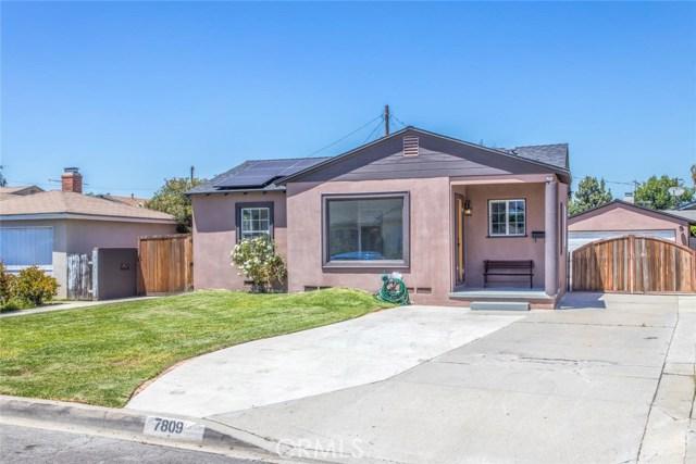 7809 Rockne Avenue, Whittier, CA 90606