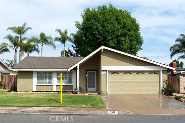 4586 Avenida De Las Flores, Yorba Linda, CA 92886