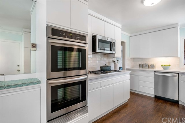 New Stainless Steel appliances