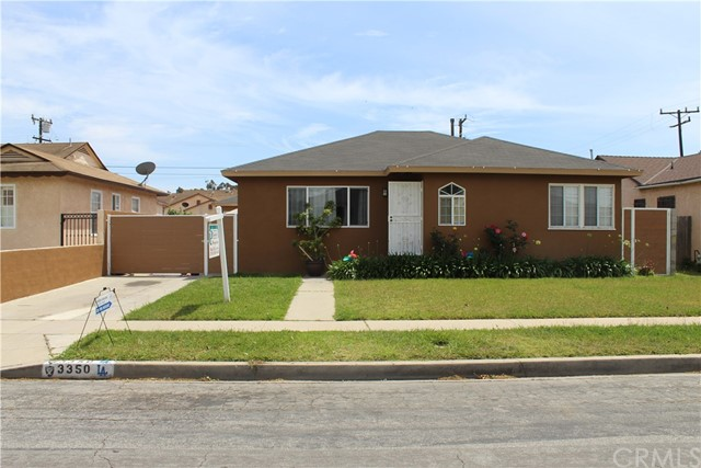 3350 w 117th pl, Inglewood, CA 90303