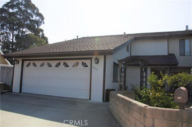 617  Cerro Vista Circle, Arroyo Grande in San Luis Obispo County, CA 93420 Home for Sale