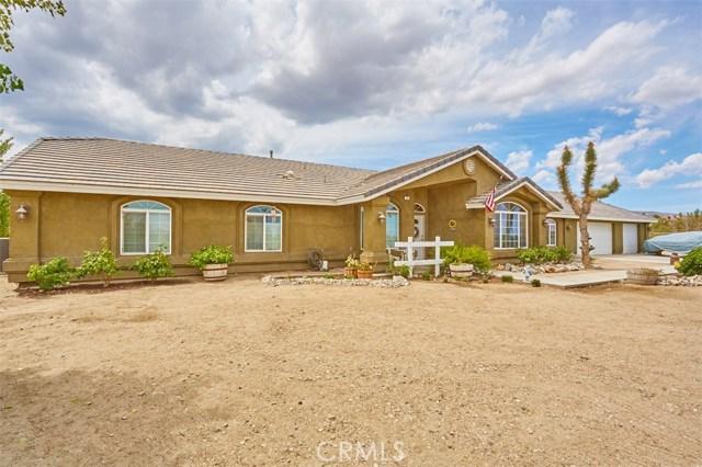 257 Calaveras Road, Pinon Hills, CA 92372