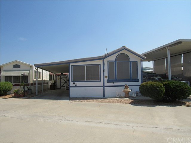 Photo of 1295 S Cawston Avenue #83, Hemet, CA 92545