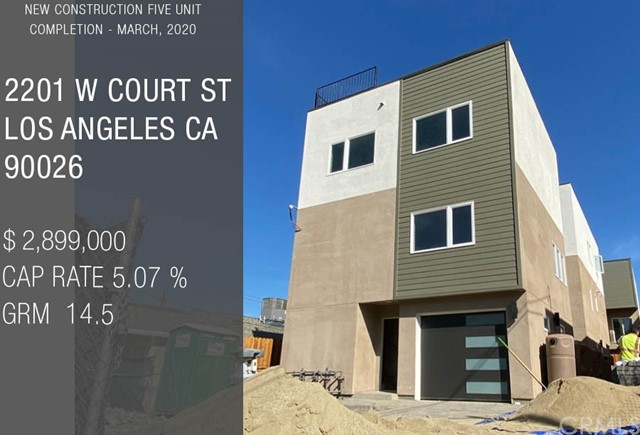 2201 W Court Street, Los Angeles, CA 90026