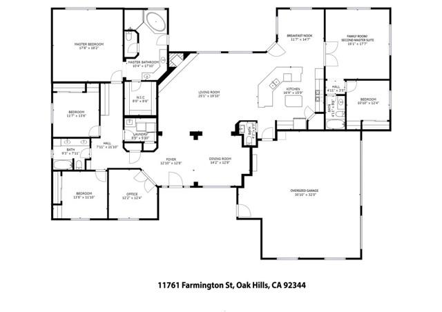 11761 Farmington St, Oak Hills, CA 92344 Photo 30