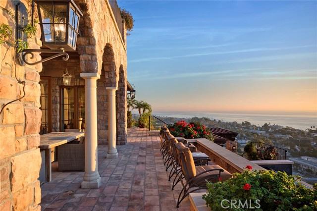 640 Mystic View | Mystic Hills (MH) | Laguna Beach CA