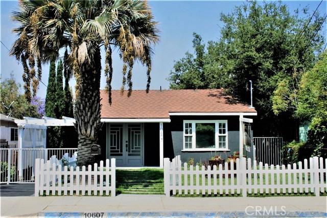 10607 Helendale Avenue, Tujunga, CA 91042