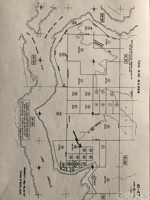 0 Vacant Land, Berry Creek, CA 95916