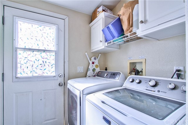 Second house laundry room