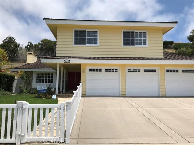 30540 Via Rivera, Rancho Palos Verdes, California 90275, 5 Bedrooms Bedrooms, ,2 BathroomsBathrooms,Single family residence,For Lease,Via Rivera,PV19161654
