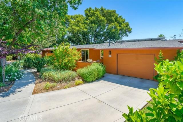 1221  Sylvia Court, San Luis Obispo, California