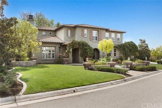 18876  Dry Creek Road, Yorba Linda, California