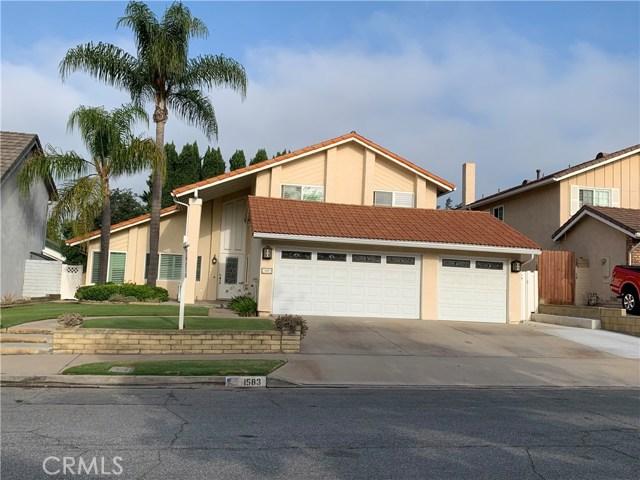 1583 San Juan Drive, Brea, CA 92821